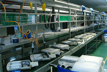 Assembly line Conveyors India
