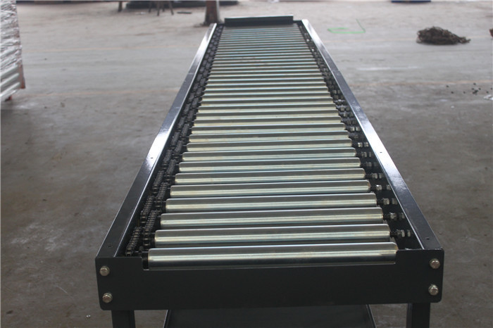 Powerised Roller Conveyors for Heavy Load Transportation | Conveyors