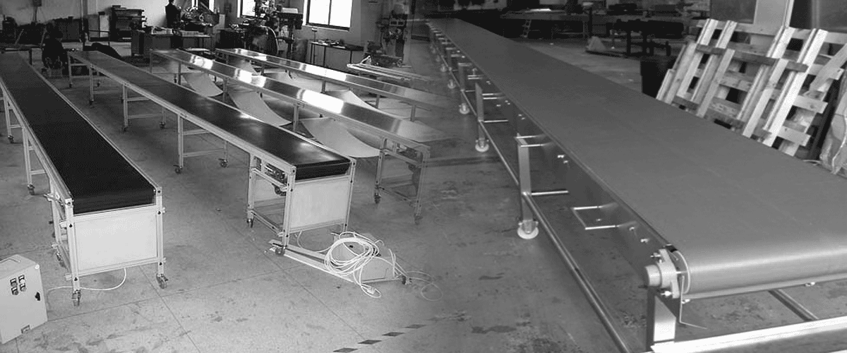 Flat Belt Conveyor Manufacturers