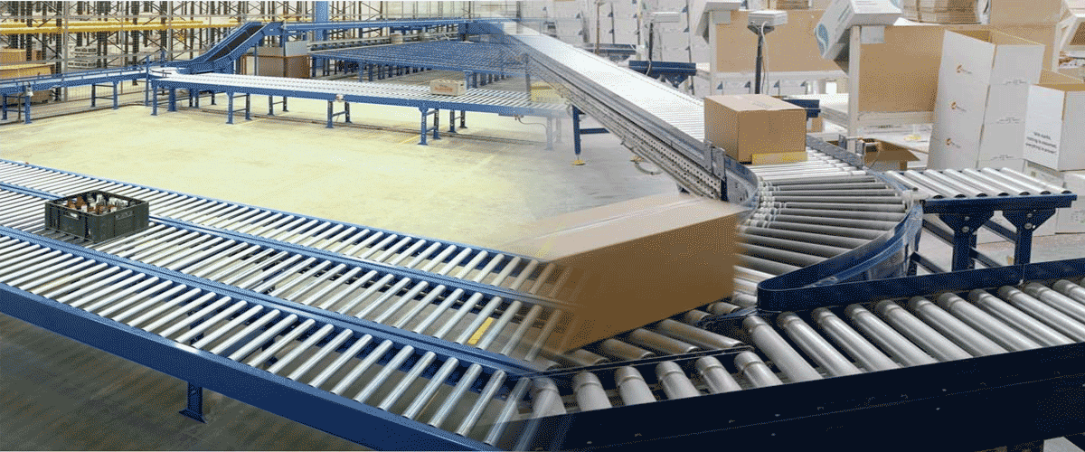 Best Gravity Roller Conveyors Manual Roller Conveyors India