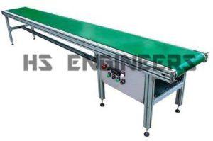 Aluminium Frame Conveyor