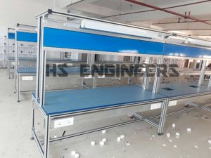 Assembly Line Conveyors in Delhi