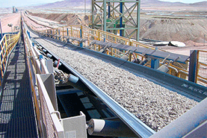 Trough Belt Conveyors India