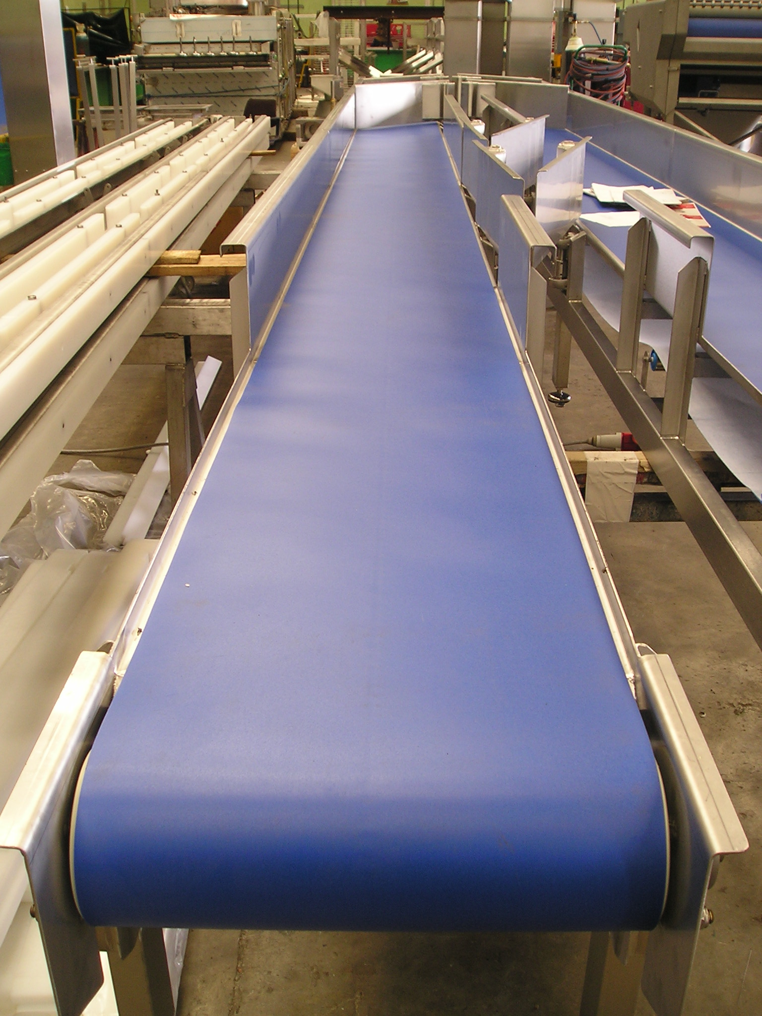 Flat Belt Conveyors Manufacturers and Suppliers in Delhi Noida Gurugram