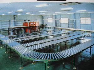 Powered Roller Conveyors in Noida