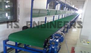 Flat Belt Conveyor Noida